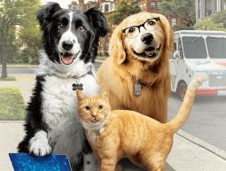 Mace dhe qen 3: Putra, bashkohuni!, Popcorn