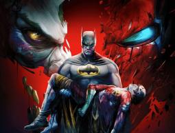 Batman: Vdekje në familje, Popcorn