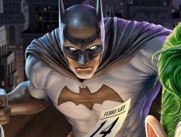 Batman, Hallouini i gjatë, pjesa 1, Popcorn