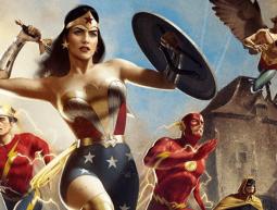 Shoqëria e Drejtësisë: Lufta II Botërore, Popcorn