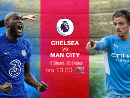 Chelsea vs. Manchester City, e shtunë, ora 13:30, SS2HD